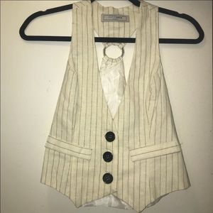 Cute Vest Top  by Lucy Love